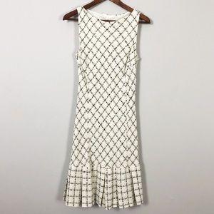 Zara Basic Tweed Dress